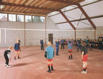 Sports hall in Hoeve Schoot