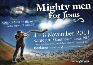 Mighty Men for Jesus